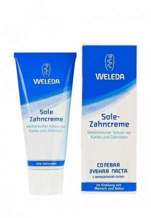 Зубная паста Weleda Солевая, 75 мл