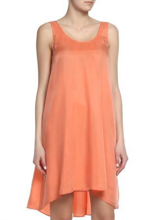 Платье Boss Orange. Цвет: orang
