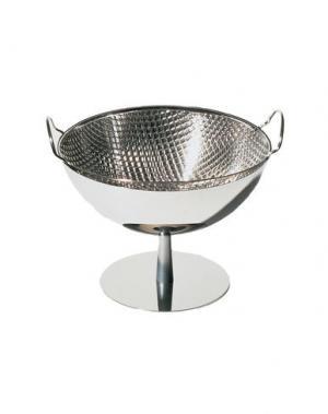 Украшение для стола ALESSI. Цвет: стальной серый