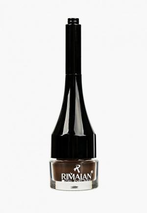 Подводка для глаз Rimalan темно-коричневый 3гр. Цвет: прозрачный