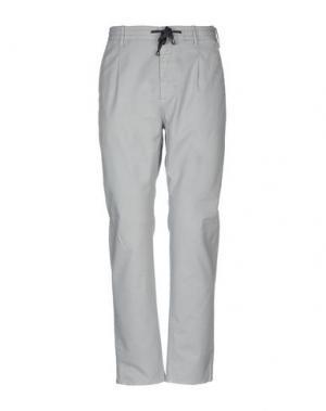 Повседневные брюки AT.P.CO. Цвет: серый