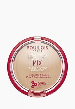 Пудра Bourjois Healthy Mix, 3 Dark beige, 11 гр. Цвет: прозрачный