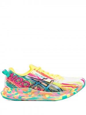 Noosa low-top sneakers ASICS. Цвет: желтый