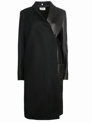 Комбинированное пальто GAULTIER