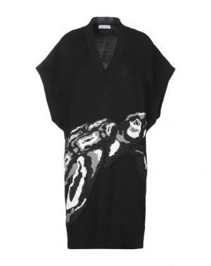 Короткое платье KRIZIA. Цвет: черный