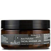 Маска для лица против загрязнений Oil Balancing + Charcoal Anti-Pollution Facial Masque 100 мл Sukin