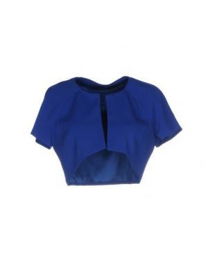 Пиджак CRISTINAEFFE. Цвет: ярко-синий