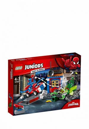 Конструктор Juniors LEGO Решающий бой Человека-паука против Скорпиона 10754. Цвет: разноцветный