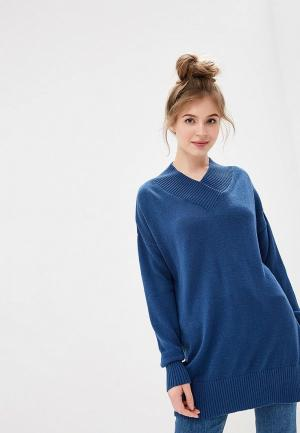 Пуловер Tezenis. Цвет: синий