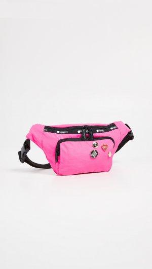 X Baron von Fancy Belt Bag LeSportsac