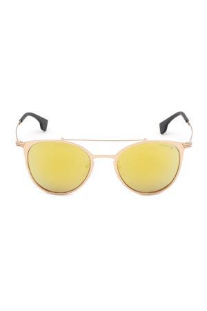 Очки солнцезащитные Police. Цвет: золотой