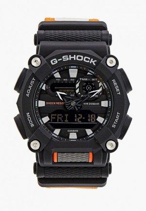 Часы Casio G-SHOCK GA-900C-1A4ER. Цвет: черный