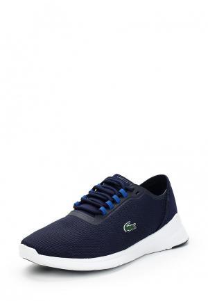 Кроссовки Lacoste LT FIT 118 4. Цвет: синий