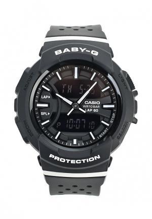 Часы Casio Baby-G BGA-240-1A1. Цвет: черный