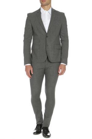 Костюм: пиджак, брюки CNC COSTUME NATIONAL C'N'C'. Цвет: r844