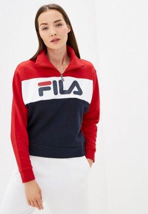 Олимпийка Fila. Цвет: разноцветный