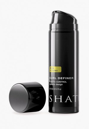 Гель для укладки Aldo Coppola SHATUSH моделирующий вьющихся волос 150 мл. Цвет: прозрачный