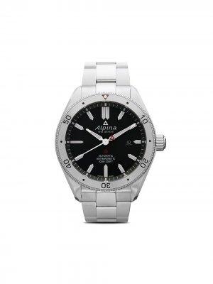 Наручные часы Alpiner 4 Automatic 44 мм Alpina. Цвет: черный