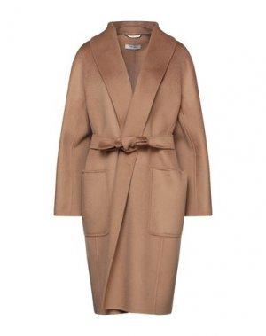 Пальто 'S MAX MARA. Цвет: коричневый