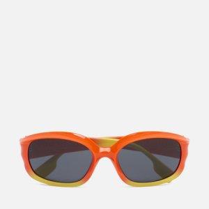 Солнцезащитные очки Milton Burberry. Цвет: оранжевый