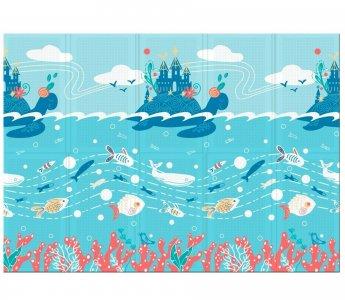 Складной коврик Portable 140x200x1см, Подводный мир Parklon