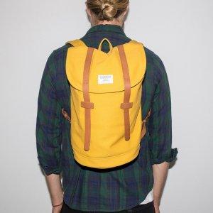 Рюкзак LaRedoute. Цвет: желтый