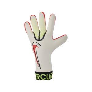 Футбольные перчатки Mercurial Goalkeeper Touch Victory - Белый Nike