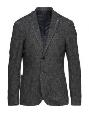 Пиджак LIU •JO MAN. Цвет: стальной серый