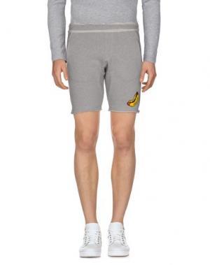 Бермуды DRESS CODE. Цвет: серый