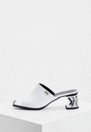 Сабо Karl Lagerfeld. Цвет: белый