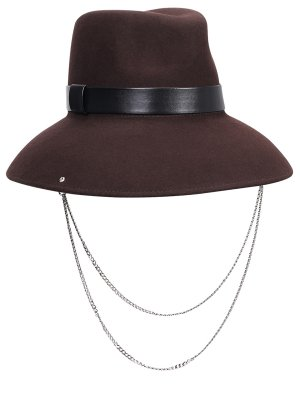 Шляпа фетровая COCOSHNICK