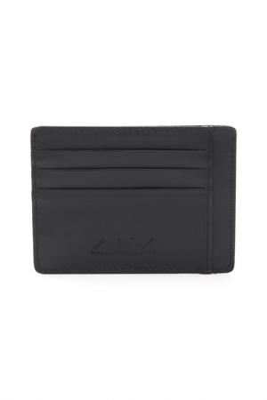 Business card holder Alviero Martini. Цвет: black
