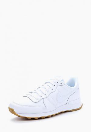 Кроссовки Nike INTERNATIONALIST WOMENS SHOE. Цвет: белый
