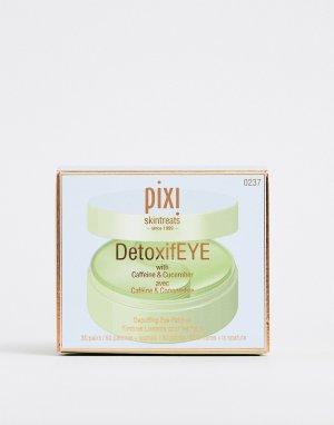 Маски для глаз – DetoxifEYE, 30 пар-Бесцветный Pixi