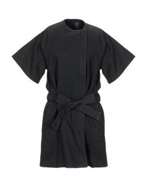Джинсовая верхняя одежда GARETH PUGH. Цвет: черный