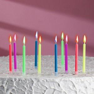 Свечи в торт Страна Карнавалия