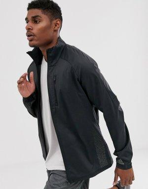 Черная куртка Running Supernova-Черный adidas