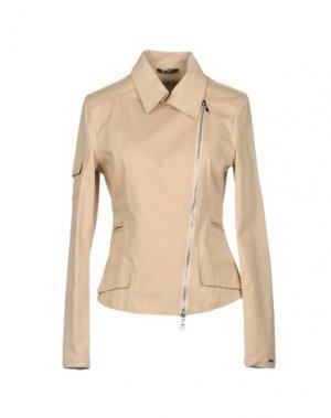 Куртка G.SEL. Цвет: бежевый