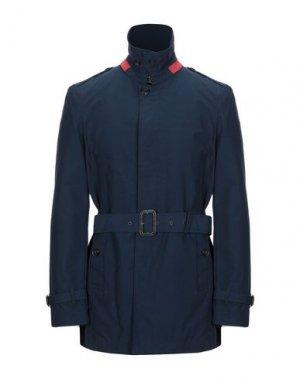 Легкое пальто BARACUTA. Цвет: синий