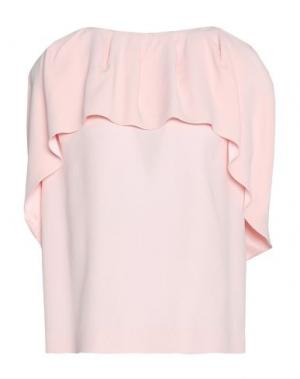 Блузка ANTONIO BARBATO. Цвет: розовый