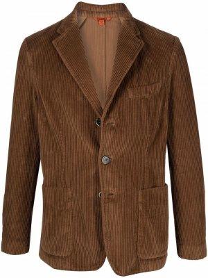 Вельветовый пиджак Barena. Цвет: коричневый