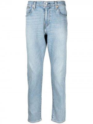 Levis зауженные джинсы 512™ кроя слим Levi's. Цвет: синий