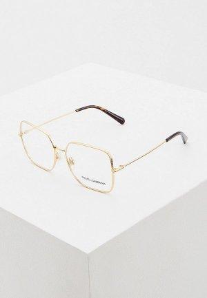 Оправа Dolce&Gabbana 0DG1323 02. Цвет: золотой