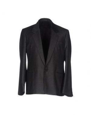 Пиджак E. TAUTZ. Цвет: свинцово-серый
