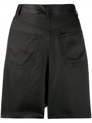 Шорты с карманами A.F.Vandevorst. Цвет: черный