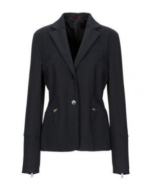 Пиджак DIVINA. Цвет: черный