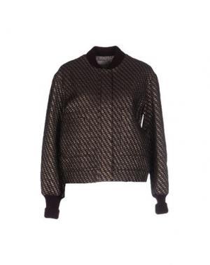 Куртка ...À_LA_FOIS.... Цвет: темно-коричневый