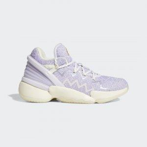 Баскетбольные кроссовки D.O.N. Issue #2 Performance adidas. Цвет: белый