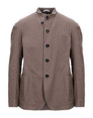 Пиджак OLIVER SPENCER. Цвет: хаки