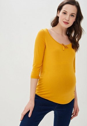 Лонгслив Dorothy Perkins Maternity. Цвет: оранжевый